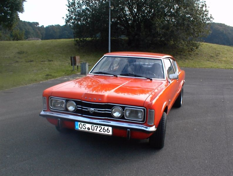 Ford Taunus Knudsen Coupe Ansicht: Front