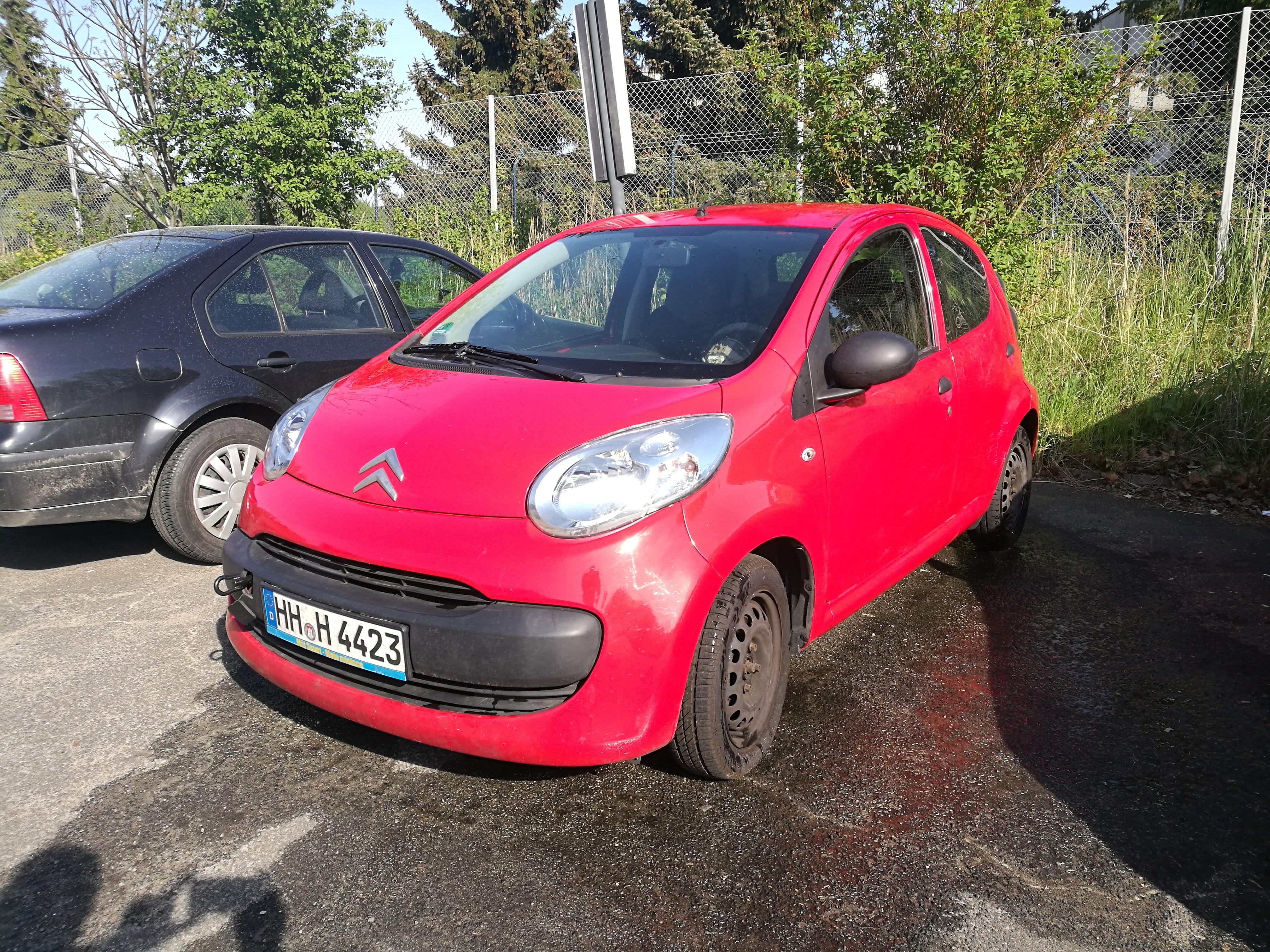 Citroën C1 1.0i – Kleiner Stadtfloh ganz groß