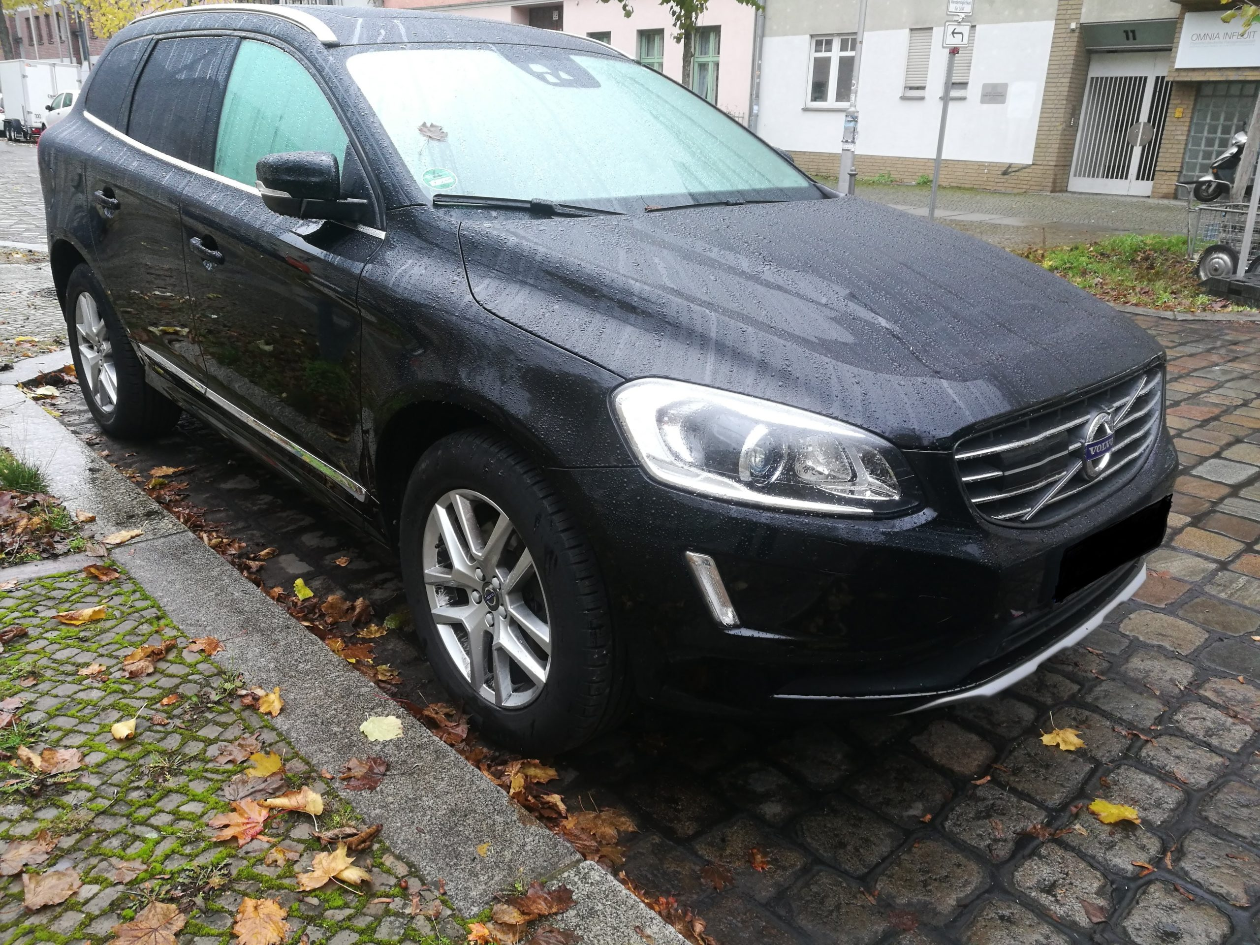 2016 Volvo XC 60 D5 AWD (Y20) Front