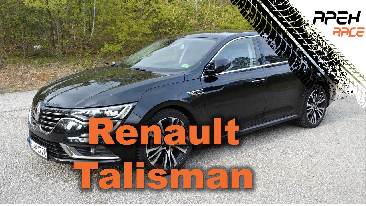 Renault Talisman Initiale Paris TCe 200